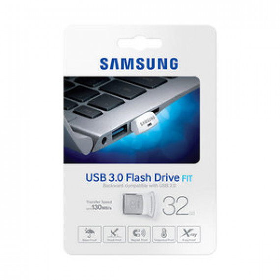 Clé USB miniature 3.0 Samsung 32 Go FIT - MUF-32BB
