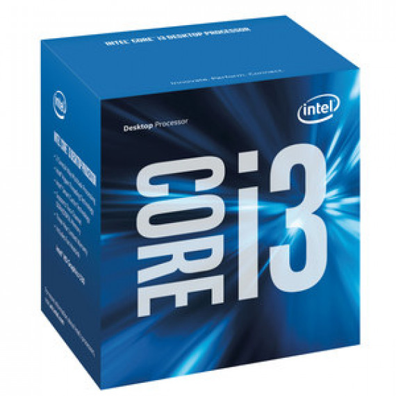 Processeur Dual Core Intel Core i3-6300 (3.8 GHz) Socket 1151 Cache L3 4 Mo Intel HD Graphics 530 0.014 micron (version boîte - garantie Intel 3 ans)