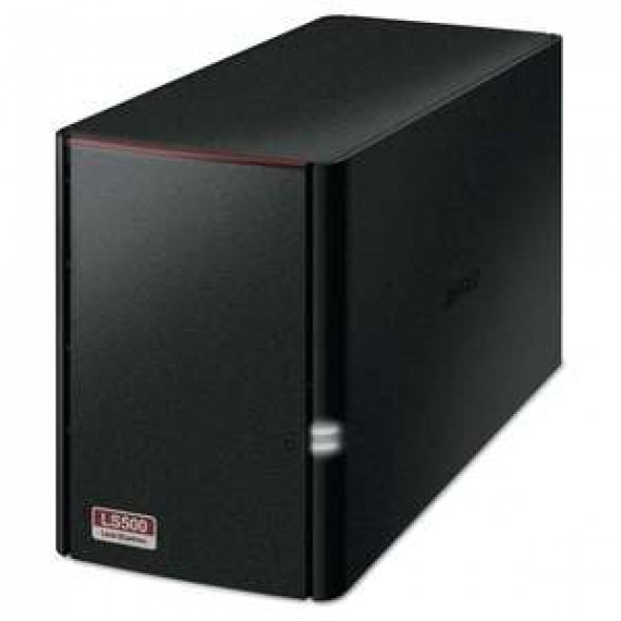Serveur NAS Buffalo LinkStation 520 2 To 2 baies (2 x 1 To)