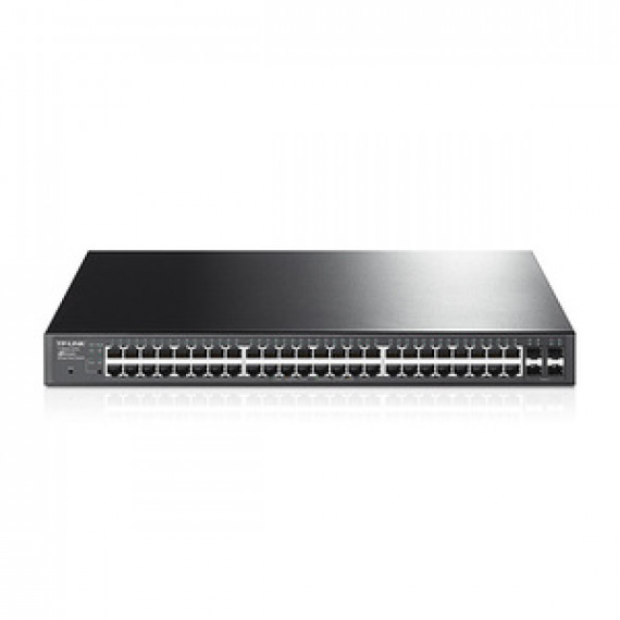 Switch administrable TP-LINK JetStream TL-SG2452P - 48 ports Gigabit PoE+ plus 4 emplacements SFP