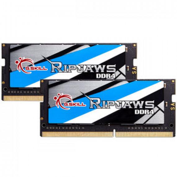 GSKILL RipJaws Series SO-DIMM 32 Go (2x16 Go) DDR4 2666 MHz CL18