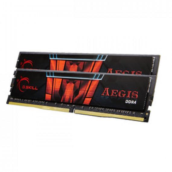 GSKILL Aegis 8 Go (2 x 4 Go) DDR4 2400 MHz CL17