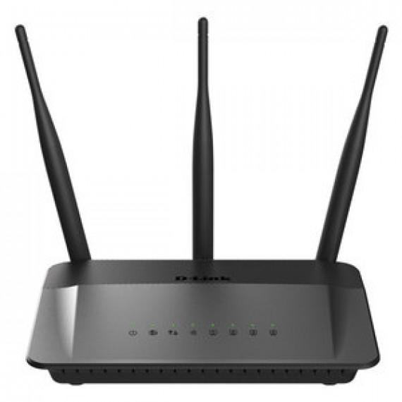 Routeur bibande Wireless AC750 D-Link DIR-809 (450Mbps + 300 Mbps)