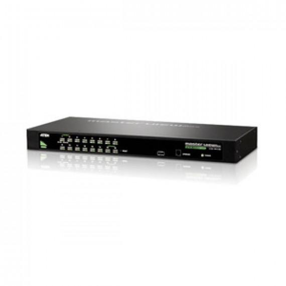 Commutateur KVM Aten CS1316 - VGA USB - PS/2 à 16 ports
