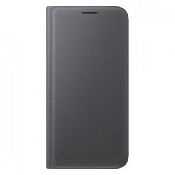 Etui portefeuille Samsung Flip Wallet Noir pour Samsung Galaxy S7