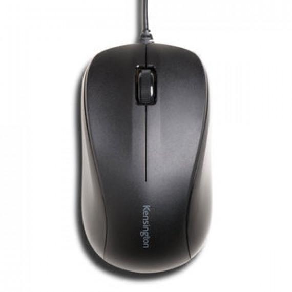 Souris optique ambidextre filaire Kensington Valu Wired Mouse