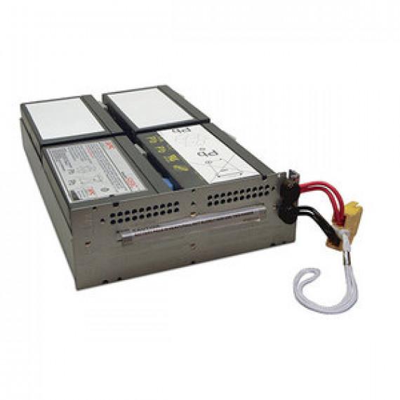 Batterie de remplacement pour APC APCRBC133 Smart-UPS Rack-Mount 1500VA LCD 230V (SMT1500RMI2U)