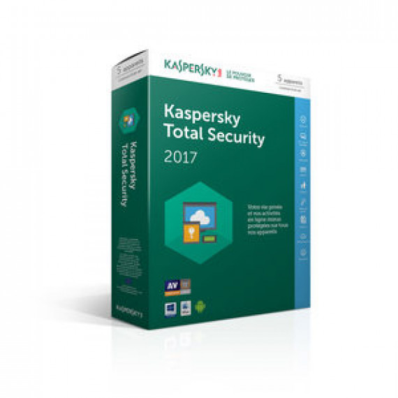 KASPERSKY Internet Security 2018 - Licence 1 poste 1 an