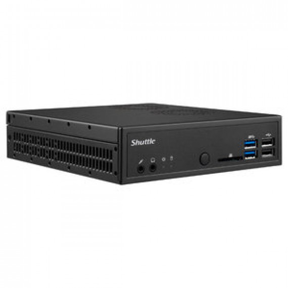 Mini-Barebone SHUTTLE DQ170 - 90W (Intel Q170 Express)
