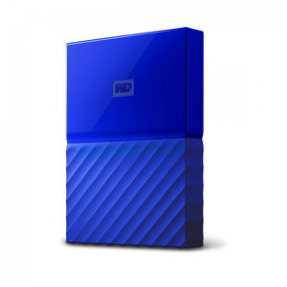WESTERN DIGITAL MY PASSPORT 2 TO BLEU