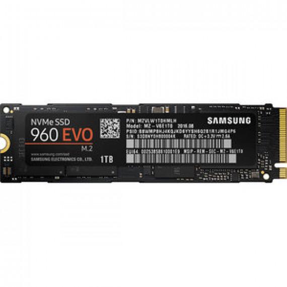 SAMSUNG SSD 960 EVO M.2 PCIe NVMe 1 To - SSD 1 To M.2 NVMe PCIe