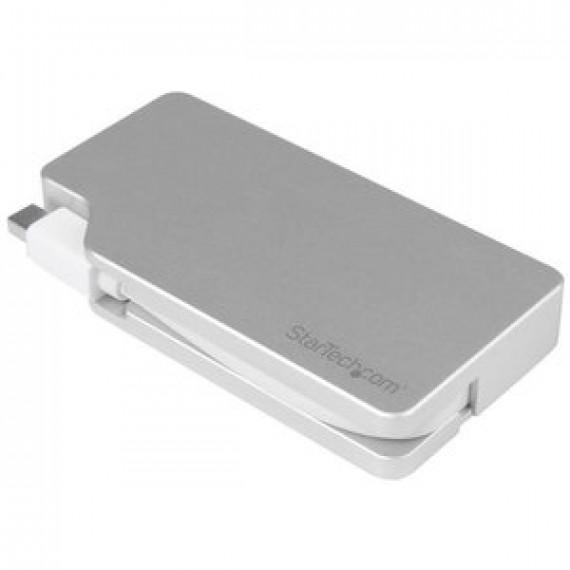 Adaptateur StarTech.com MDPVGDVHD4K - Mini-DisplayPort vers VGA + DVI + HDMI 4K