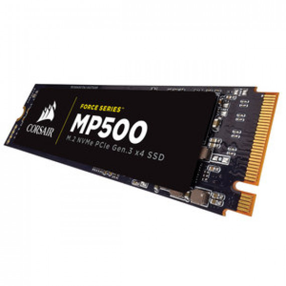 Disque Dur CORSAIR FORCE MP500 SSD 480 Go MLC M.2 2280 PCI-E 3.0 4x NVMe