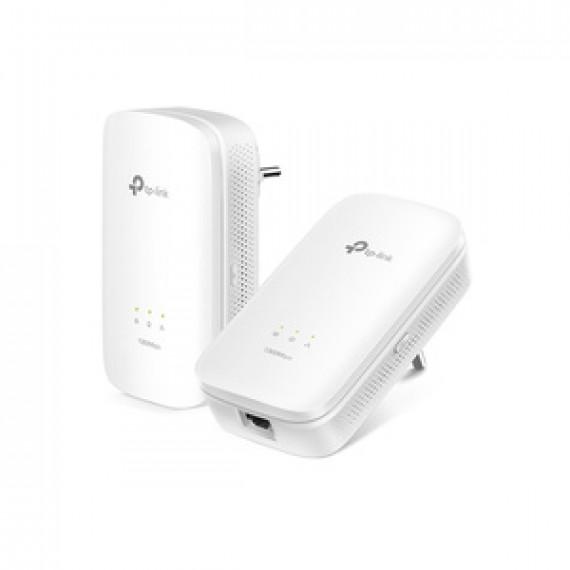 Adaptateurs CPL TP-LINK TL-PA8010 Kit - Pack de 2 adapteurs 1300 Mbps 2x2 MIMO avec 1 port Gigabit Ethernet