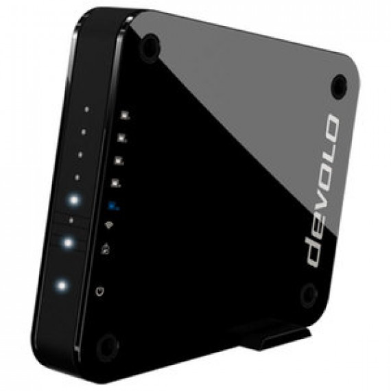 Point d'accès Satellite DEVOLO GIGAGATE EXTENSION Wi-Fi AC Dual Band 4x4 MIMO 1733 Mbps