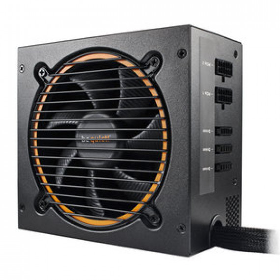 BEQUIET Pure Power 10 Modulaire 600W 80PLUS Silver