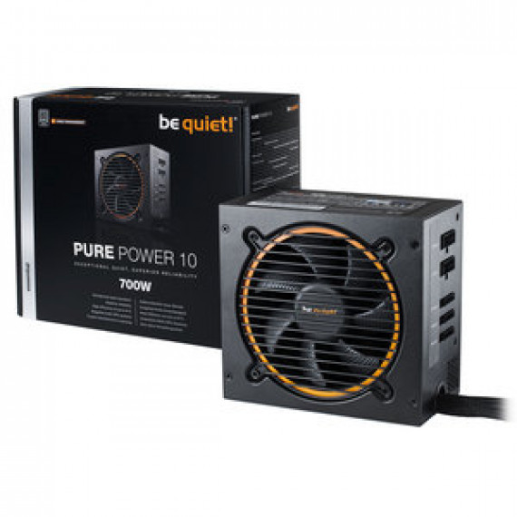 BEQUIET Pure Power 10 Modulaire 700W 80PLUS Silver