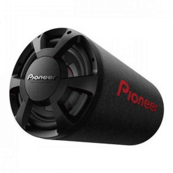 Haut-parleur auto Pioneer TS-WX306T - Caisson de graves 30 cm Bass Reflex avec boîtier tubulaire (1300W)