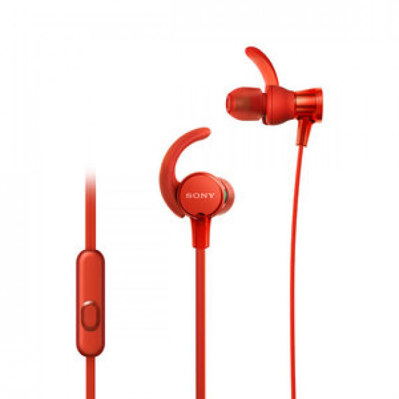 Écouteurs sport intra-auriculaires IPX5/7 SONY MDR-XB510AS ROUGE