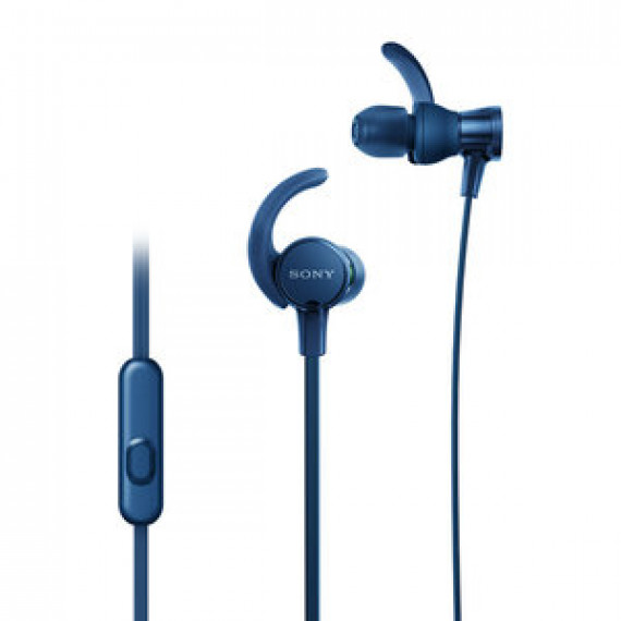 Écouteurs sport intra-auriculaires IPX5/7 SONY MDR-XB510AS BLEU