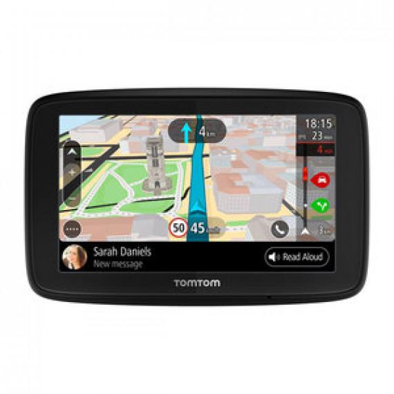 """GPS TOMTOM VIA 53 - 48 pays d'Europe Ecran 5"""" et cartographie à vie"""