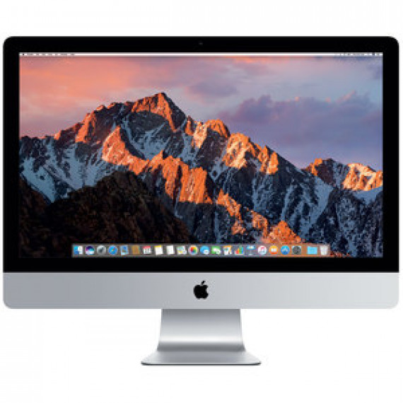 "Ordinateur MAC APPLE IMAC 27 POUCES AVEC ÉCRAN RETINA 5K (MNED2FN/A) LED 27"" Intel Core i5 (3.8 GHz) RAM 8 Go Fusion Drive 2 To Wi-Fi AC/Bluetooth Webcam Mac OS Sierra"