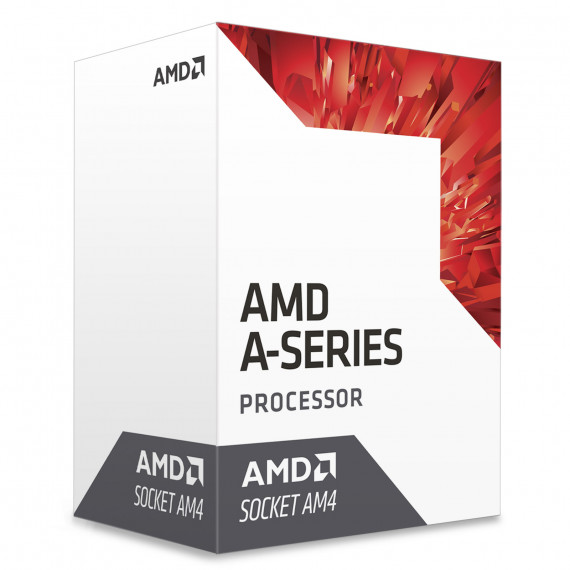 Processeur AMD A8-9600 (3.1 GHz) - Quad Core socket AM4 Cache L2 2 Mo Radeon R7 series 0.028 micron TDP 65W (version boîte)