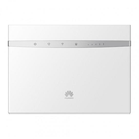 Routeur 4G+ Huawei B525S-23A Blanc Dual Band WiFi AC 300Mbps avec 4 ports Gigabit