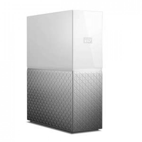 Serveur NAS - WD My Cloud Home 6 To - stockage multimédia et Cloud personnel 1 baie