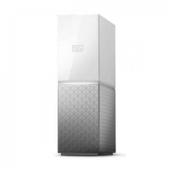 Serveur NAS - WD My Cloud Home 3 To - stockage multimédia et Cloud personnel 1 baie