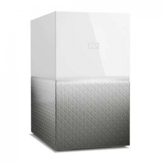 WESTERN DIGITAL My Cloud Home Duo 8 To (2x 4To)
