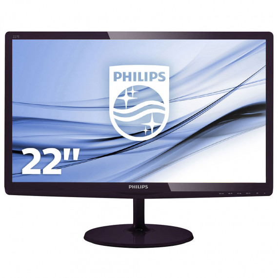 PHILIPS 21.5' LED - 227E6LDAD/00 - 1920 x 1080 - 2 ms