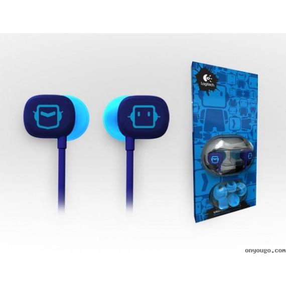 Logitech Ultimate Ears 100, Purple Splatter - (985-000199)