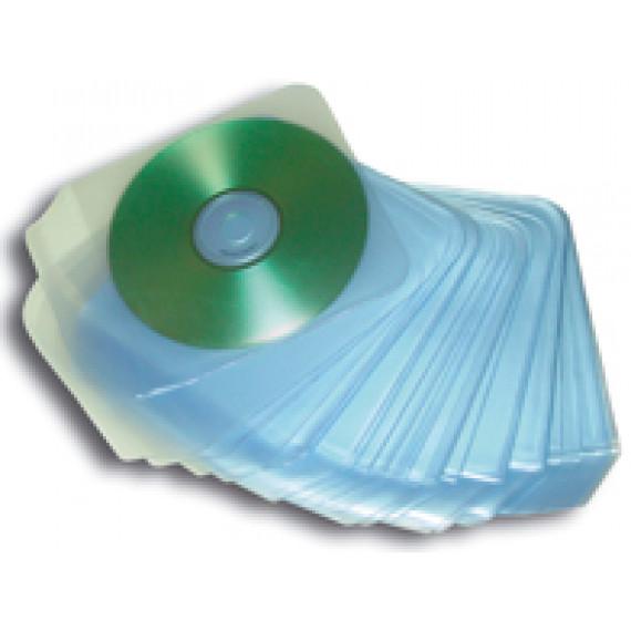 MCL Pochette plastique pour CD ou DVD ( MCD-P )