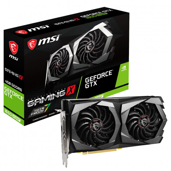MSI GeForce GTX 1650 Super