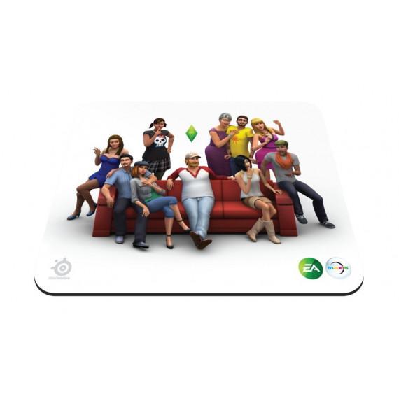 Tapis de souris pour gamer The Sims 4 Gaming Mousepad de SteelSeries