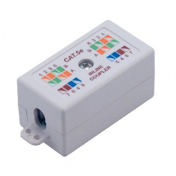 MCL Boîtier de connexion MCL Cat 5e pour câble Ethernet