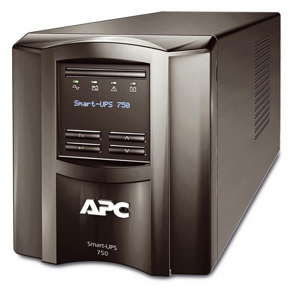 APC Smart-UPS 750VA LCD