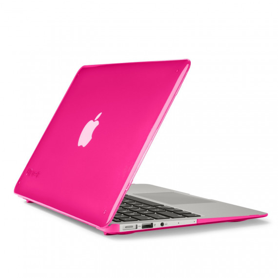 SPECK PRODUCTS Coque SeeThru SPK-A2815 pour MacBook Air 13'' 'Hot Lips Pink - NP2014