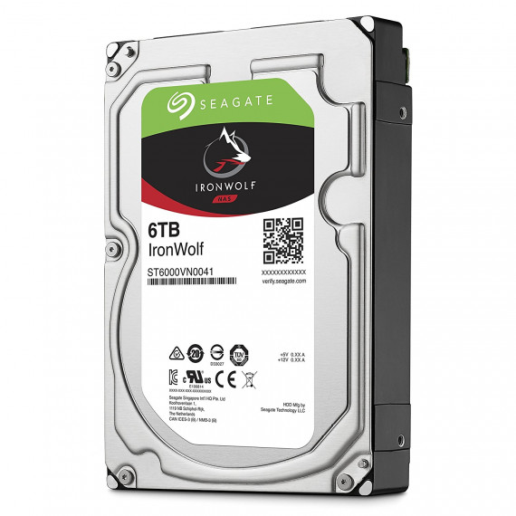 Seagate IRONWOLF 6 TO NAS