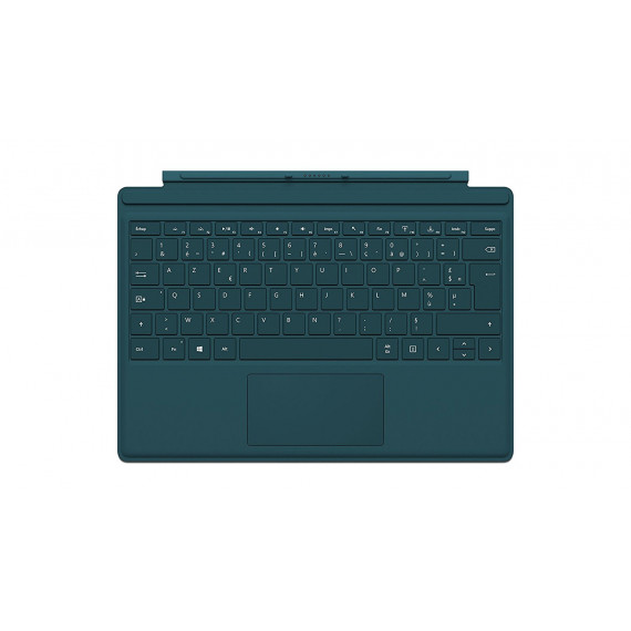 Microsoft Type Cover Surface Pro 4 Bleu sarcelle