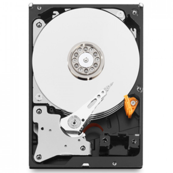 "WD Purple WD10PURX - Disque dur - 1 To - interne - 3.5"" - SATA 6Gb/s - mémoire tampon : 64 Mo - pour My Cloud EX2 EX4"