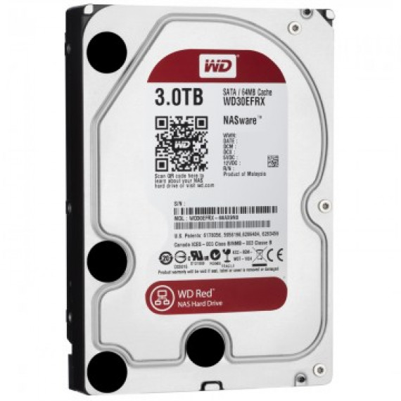 WESTERN DIGITAL Red 3 To