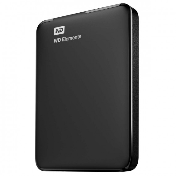 Disque dur externe WESTERN DIGITAL ELEMENTS 3 To 2,5 Usb 3.0 et 2.0 dont RCP : 45 €