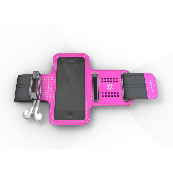 XTREMEMAC Brassard iPhone 5 SPORTWRAP rose