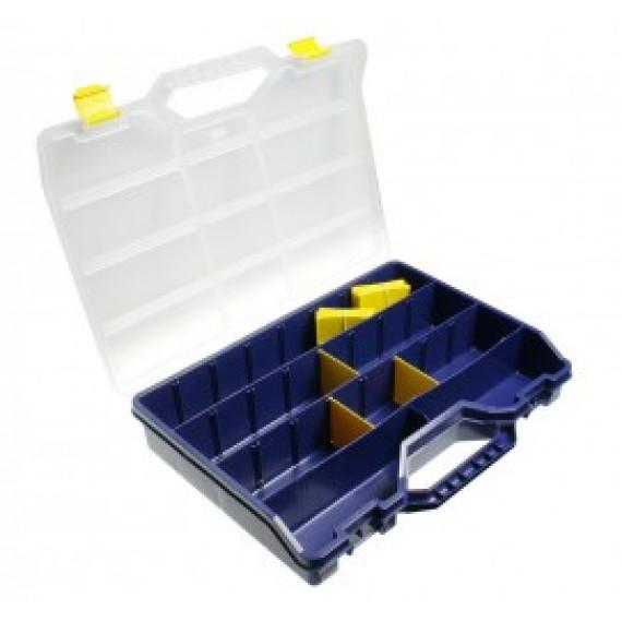 Boite à outil InLine Leerbox, variable, avec 5-26 compartiments